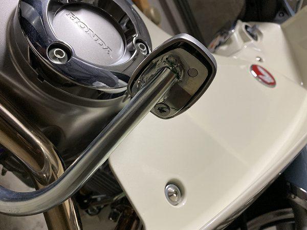 スーパーカブC125 ブレーキペダル ウードムカーチャン 5