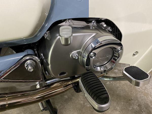 スーパーカブC125 ブレーキペダル ウードムカーチャン 10
